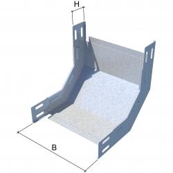 Угол вертикальный внутренний